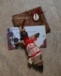 Babalu Aye Voodoo Stick Doll by IdolRebel