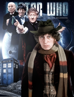 The First 4 Doctors by PZNS
