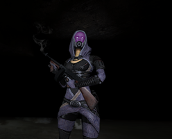Awesome Tali by E350tb