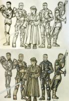 Star Wars Commando Crew by MasterofDisaster88