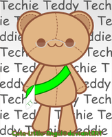 Techie Teddy by Cute-Little-Angel
