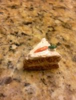 Carrot Cake by TeenyTinyEats