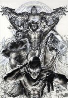 AST. XMEN N 25 second ed COVER by simonebianchi