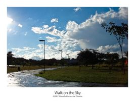 Walk on the Sky by KDEWolf
