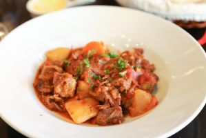 Beef goulash by patchow