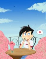 ...Danny in spring... by loliiypop