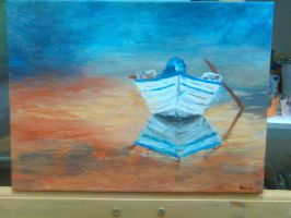 Boat to Wonderland by Trucina