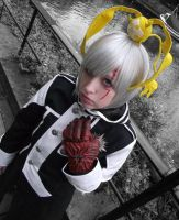 D-Gray Man :: Allen Walker by ao-kuma