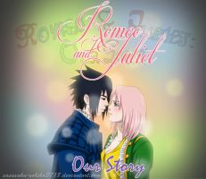 Cover: Romeo and Juliet-Our Story by sasusaku-uchiha0718