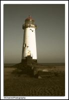 Talacre lighthouse by CharmingPhotography
