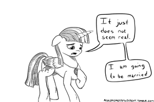 Ask Engaged Twilgiht 1 by MidnightQuill