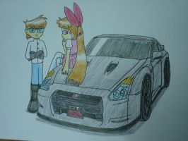 Dexter and Blossom 5 by macaustar