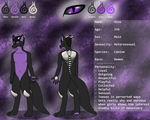Alos: Reference Sheet by FatalicUnav