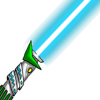 Lightsaber Test by Chrisily