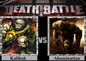 Death Battle Idea #86 by rumper1