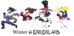 Winter Horrorland by SpiketheKlown