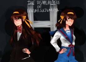 The Disappearance of Haruhi Suzumiya [2] by tifatheawesome