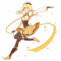 mami tomoe by myotishi