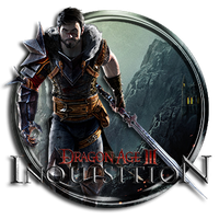 Dragon Age III Inquisition Icon by Troublem4ker