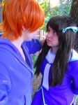 Fruits Basket- Stop Spacing out! by xBloody-Black-Rosex
