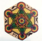 Metatron's Cube by No-44