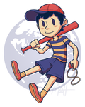 Ness by colourmefred