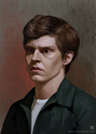 Kit Walker - American Horror Story by kachy-mi