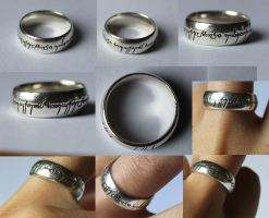 LOTR Ring by Tasastock
