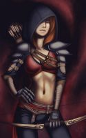 Call her Hawke by s0venka