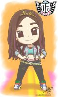 Yuri I Got A Boy Chibi by jinsuke04