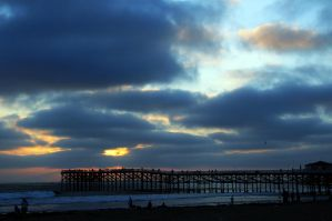 Crystal Pier I by LDFranklin