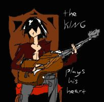 The King Plays His Heart by zZxero