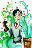 Happy Birthday Neville by KennedyxxJames