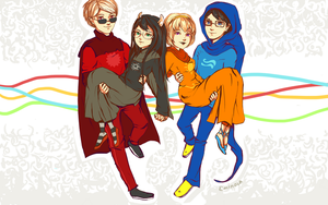 Homestuck by Eminora