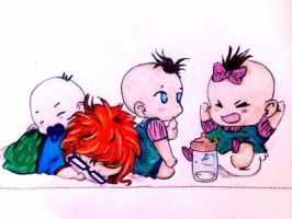 Rugrats by EmillyCullen78