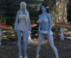 They need a new Smurfette by Fembod3d