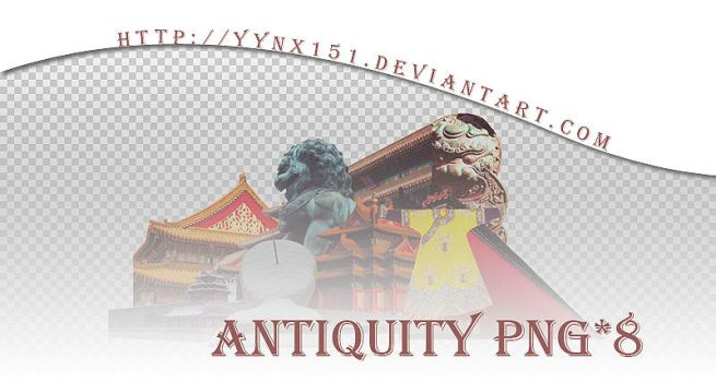 Antiquity png pack #07 by yynx151