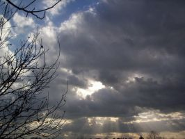 Clouds by 8magda