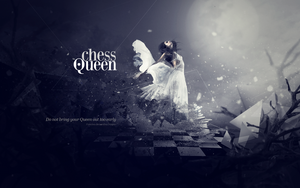 Chess Queen by wnek