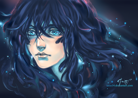 Howl. Howl's moving castle fanart. by Taiss14