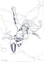 Ms Marvel by ReneMicheletti