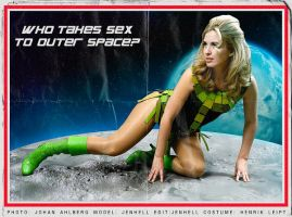 A tribute to Barbarella by JenHell66