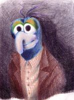 Gonzo by mr-book-faced