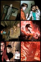 Judas The Last Days: 5-10 colors by iANAR