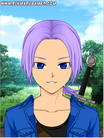 DBZ: Mirai Trunks by Knuxamyloverfan
