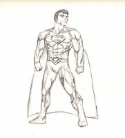 Superman Reborn by Michael-McDonnell