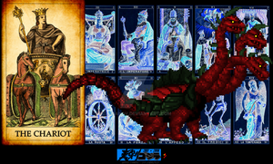 Champion Tricephalon ~ The Chariot (SGG) by GIGAN0V