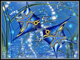 Angel-Fish by GrannyOgg