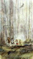 Brothers Grimm  2 by DartGarry
