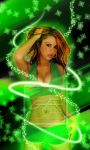 Shades of Green by gfx-micdi-designs